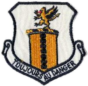 17th Training Wing - Emblem of the SAC 17th Bombardment Wing