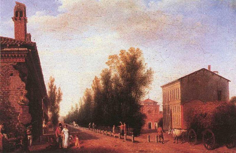File:1830 - Mario Gozzi Il Lazzaretto e Santa Francesca Romana strada per monza.jpg