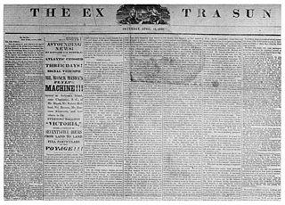 The Balloon-Hoax Edgar Allan Poe hoax