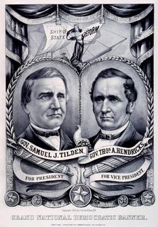 Samuel Tilden 1876 presidential campaign