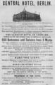 1885 Central Hotel Berlin ad Harpers Handbook for Travellers in Europe.png