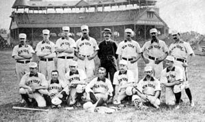 San Francisco Giants - 1888 New York Giants