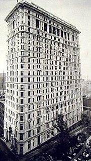 Empire Building (Manhattan) Residential skyscraper in Manhattan, New York