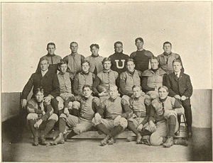 Utah Utes football - The 1905 football team
