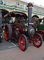 1913 Burrell Gold Medal steam tractor (AH 0119), 2009 HCVS London to Brighton run (2).jpg