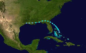 1914 Atlantic hurricane season - Image: 1914 Atlantic hurricane season summary map