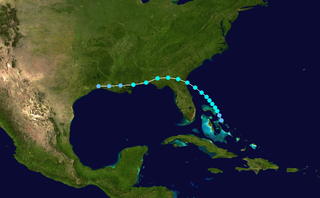 1914 Atlantic hurricane season hurricane season in the Atlantic Ocean