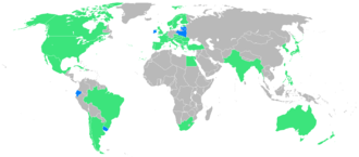 1924 Summer Olympics - Participating Countries of the 1924 Olympiad