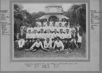 Fiji team in 1932 1932 Fiji rugby union team.jpg