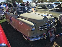 1951 Nash Rambler Custom convertible at 2015 AACA Eastern Regional Fall Meet 2of9.jpg