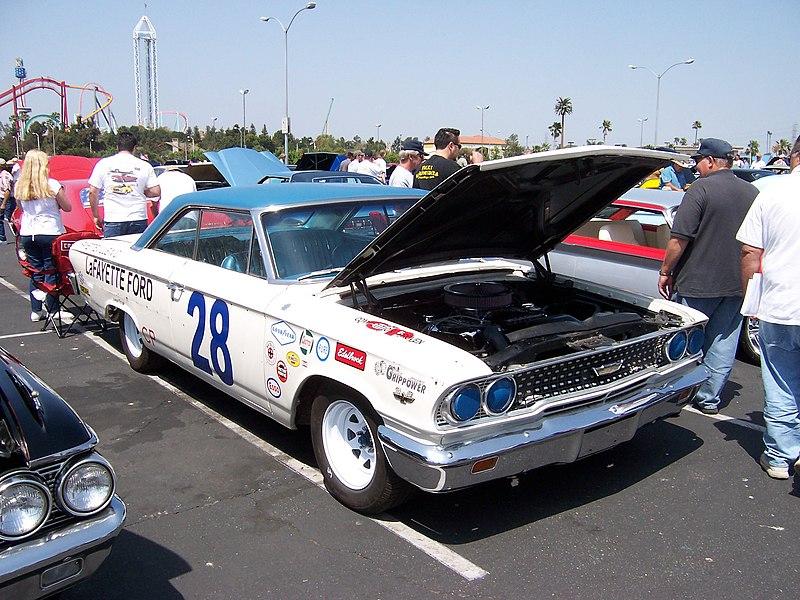 Ficheiro:1963 Ford Galaxie NASCAR.jpg