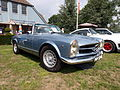 1965 Mercedes-Benz 230 SL, Dutch licence registration AH-59-46.JPG