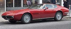 Giorgetto Giugiaro - Maserati Ghibli