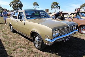 Holden Brougham