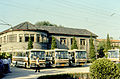 1983 in Jiangsu, buses of a foreign delegation.jpg