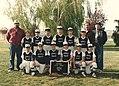 1985 Senators from East Wenatchee Washington, Little League Baseball.jpg