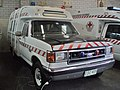 1992 Ford F-150 4WD ambulance (5331799584).jpg