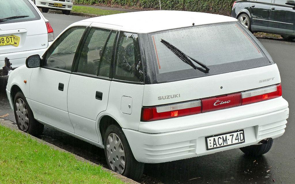 Suzuki Swift Mk