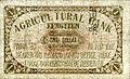 1 Dollar - Agricultural (and Industrial) Bank, Fengtien (1912) 02.jpg