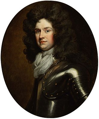 David Colyear, 1st Earl of Portmore - The Earl of Portmore