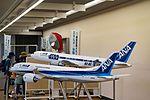 1st flight of the Tohoku Flower Jet DSC06266 (26934155671).jpg