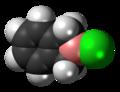 2-Chloro-2-boraindane molecule spacefill.png