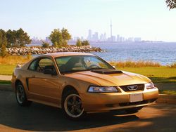 Ford Mustang, 2000