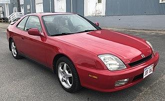 Honda Prelude - 2001 Prelude SE Manual