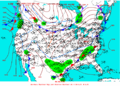 2003-02-20 Surface Weather Map NOAA.png