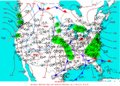 2003-03-20 Surface Weather Map NOAA.png
