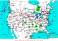 2004-07-01 Surface Weather Map NOAA.png