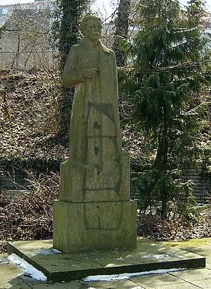 Erich Weinert - Statue of Weinert in Frankfurt/Oder