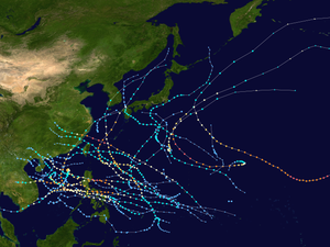 2006 Pacific typhoon season summary map.png