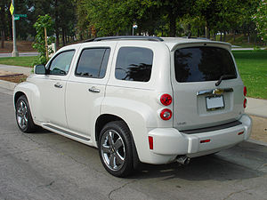 2007 Chevrolet Hhr 2lt Special Edition Camera Image Via Wikipedia