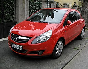 Opel Corsa (D)