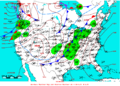 2008-01-08 Surface Weather Map NOAA.png