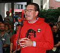 2009-09-19 Berlin Genosse Kai Diekmann taz Genossenschaft Generalversammlung 01.JPG
