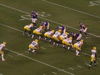 2009 Minnesota Vikings season - Minnesota Vikings versus Green Bay Packers in Week 4 of the 2009 NFL season.