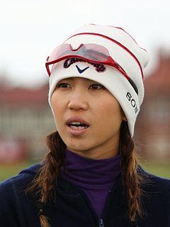 Momoko Ueda Japanese professional golfer