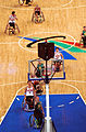 201000 - Wheelchair basketball Australia vs Japan high shot - 3b - 2000 Sydney match photo.jpg