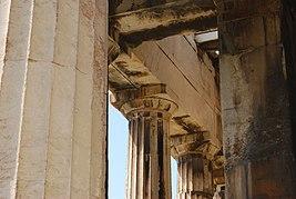 ancient greek architecture wikipedia