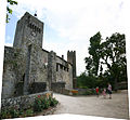 20100702 Larressingle city wall 01.JPG