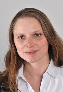 Melanie Leonhard German politician and historian