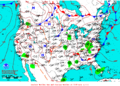 2012-07-13 Surface Weather Map NOAA.png
