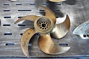 2012 'Tag der offenen Werft' - ZSG Werft Wollishofen - Schlosserei 2012-03-24 13-45-38.JPG