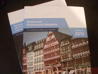 Chartered Financial Analyst - 2012 Level III CFA Program Curriculum