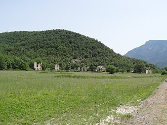 Solana Valley - View of Lacort.