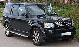 2012 Land Rover Discovery HSE SDV6 Automatic 3.0 Front.jpg