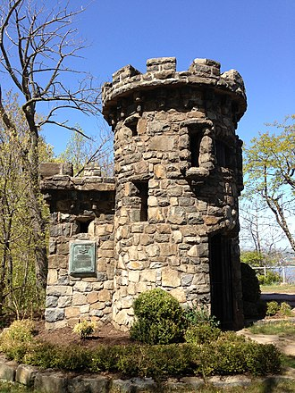 Palisades Interstate Park Commission - Monument in the park