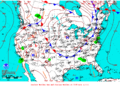 2013-07-11 Surface Weather Map NOAA.png